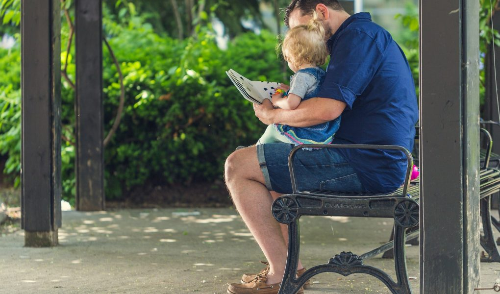 Read aloud to child