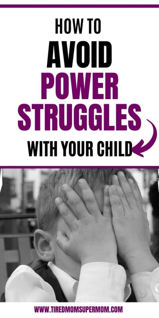 How To Communicate With Your Child And Avoid Power Struggles 2