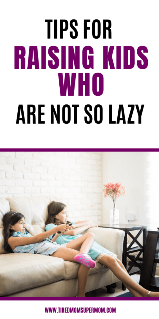 Practical Tips To Handle Lazy Kids 1