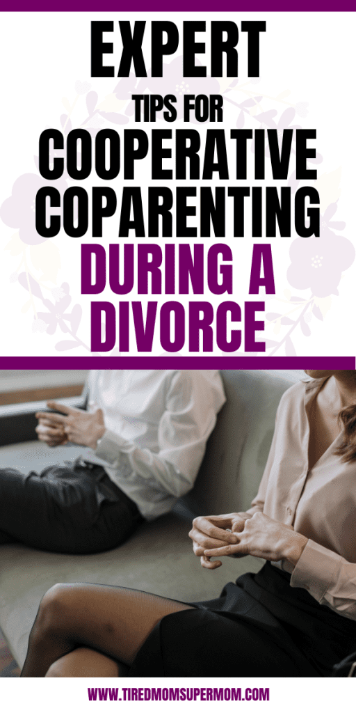 Divorces always involve strong emotions and difficult choices. That's just par for the courses. Still, you can try to reduce your difficulties if you're a parent by adopting the philosophy of no-holds-barred cooperative coparenting.