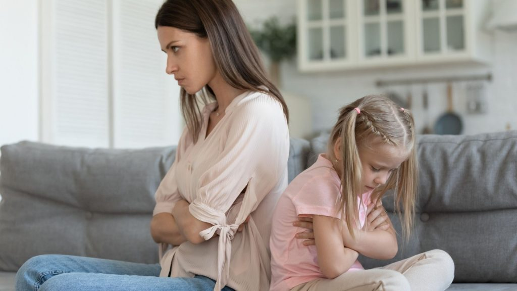 Are You Offended By Your Child's Behaviour?