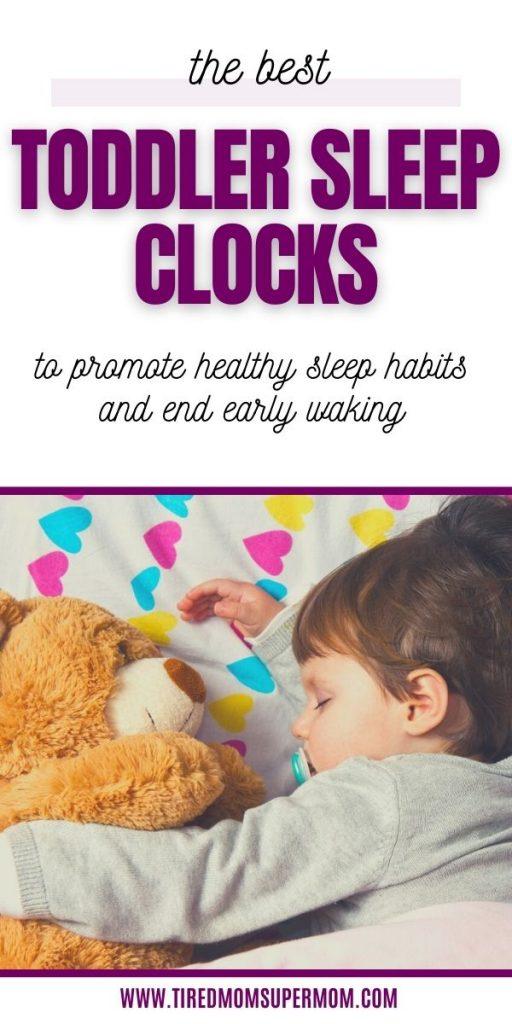 the best toddler sleep clocks