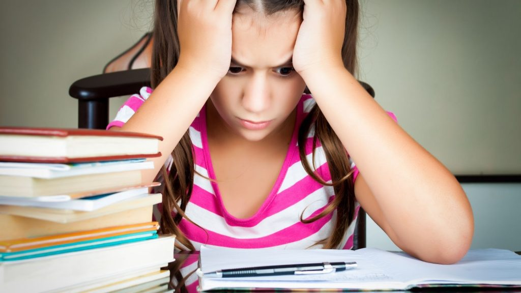 Pressuring Kids To Get Good Grades Can Be Harmful