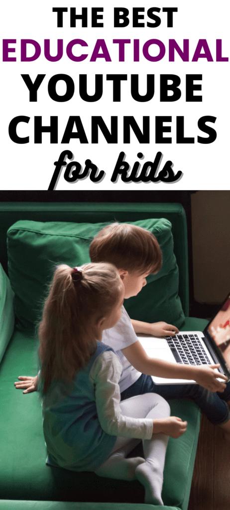 educational youtube for kids