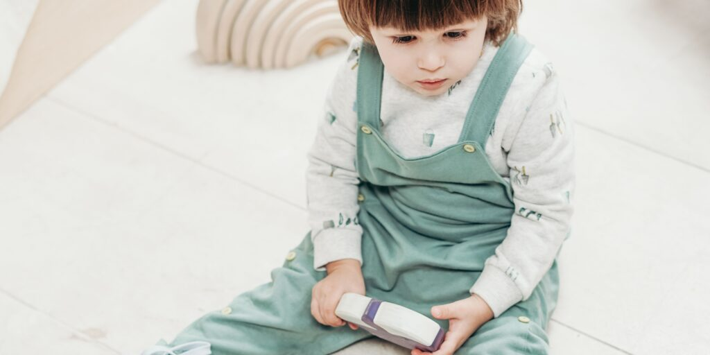 Grounding Techniques for Children with Anxiety