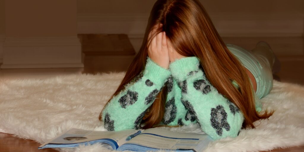 How To Spot When Your Child Is Overwhelmed And Needs Help