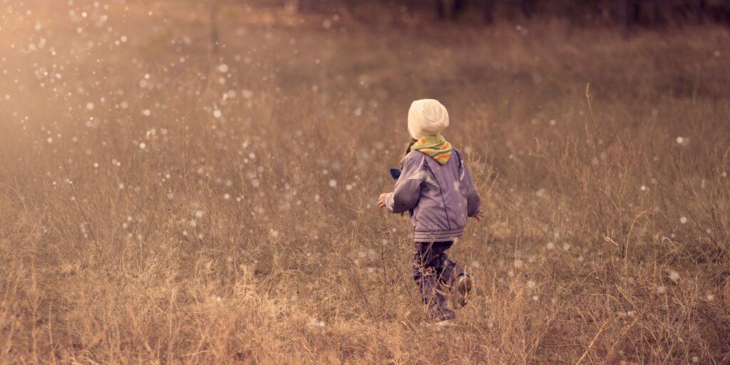 Raising A High Energy Toddler