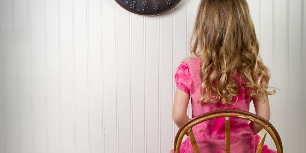 Time Out for Children – Correct Procedures and Common Errors