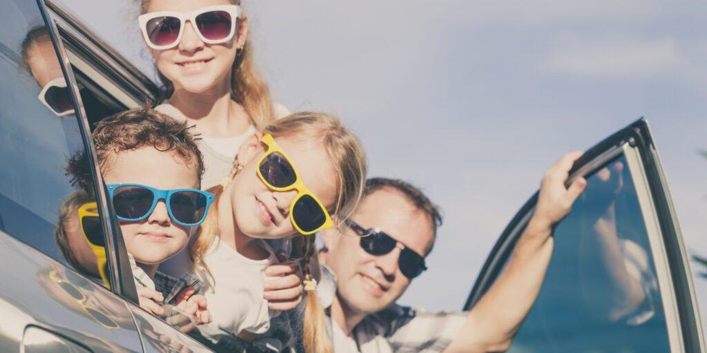Toddler and Preschooler Road Trip Activities